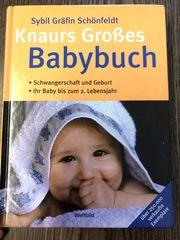 Knaurs Großes Babybuch Sybil Gräfin