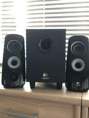 Logitech Stereo Lautsprecher Z323