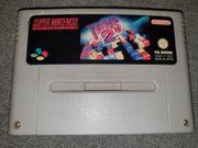 Super Nintendo Tetris 2 SNES