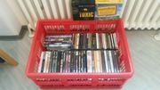 50 Film- und 30 Musik-CD