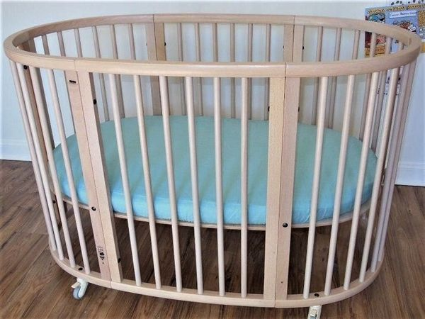 Stokke Sleepi Bett zu verkaufen