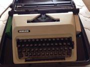 Adler Kofferschreibmaschine