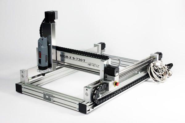 CNC Portalfräse für Genauigkeit und