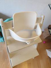 TrippTrapp Stokke Aufsatz Babysitz weiß