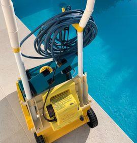 Poolroboter Maytronics Dolphin Dynamic: Kleinanzeigen aus Feldkirch - Rubrik Sonstiges für den Garten, Balkon, Terrasse