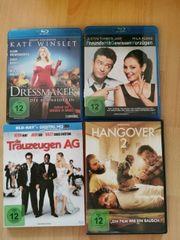 div Blu ray bzw dvd