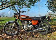 Honda Klassiker CB 550 Four