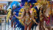 Brasilinische Samba-Tänzerin für Ihren Event