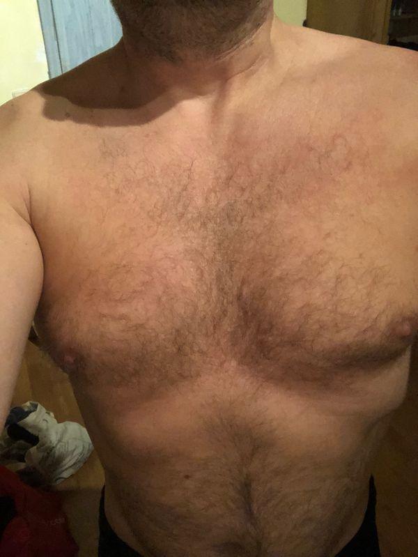 Attraktiver Mann sucht Saunabegleitung