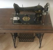Antike Singer Nähmaschine