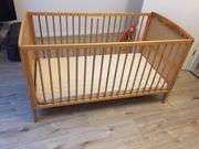 Kinderbett 140x70 cm Holz