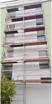 Gerüst Fassaden Gerüst top Zustand