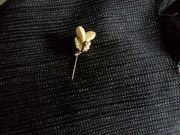 Krawattennadel Grandel in Gold