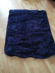 Warme Decke für den Rollstuhl