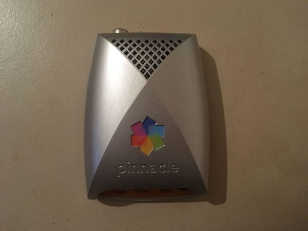 Pinnacle PCTV Pro USB 2