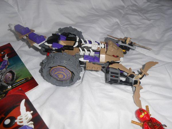 70745 LEGO Ninjago Ancondrai Bodenfahrzeug
