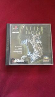 Alien Trilogy Playstation PS