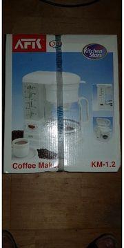 Filter Kaffeeautomat für 2-12 Tassen