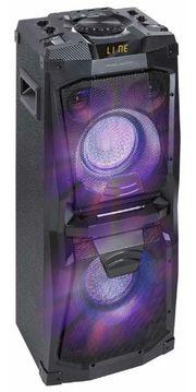 Bluetooth musik box 800 watt