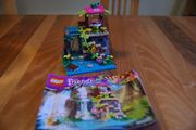 Lego Friends 41033 Dschungel Wasserfall