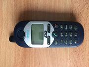 SIEMENS C35 Handy mit Ledertasche