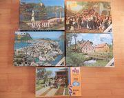 Puzzle-Sammlung Otto Maier Ravensburger Schmidt