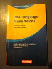 Inkl Versand One Language Many