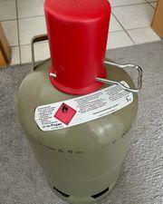 Glasflasche 5kg leer