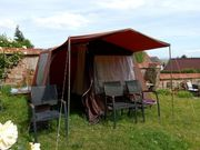 Zelt Steilwandzelt Hauszelt