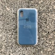 Silicone Case iPhone X XS