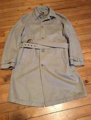 H M Mantel aus Baumwolle