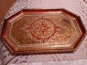 Florentiner Tablett