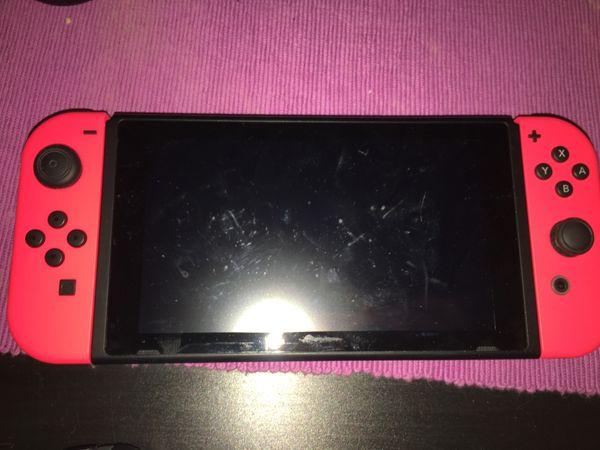 Nintendo Switch Spiele Zubehör