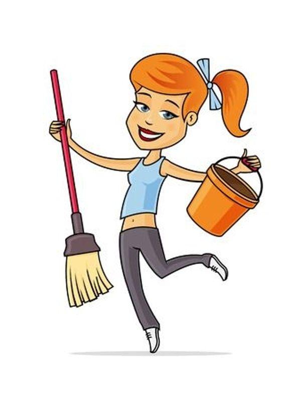 Suche zuverlässige Putzfrau Haushaltshilfe in