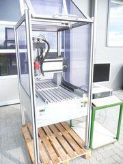 ISEL CNC Fräsmaschine Typ GFM
