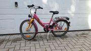 HERA Mädchenfahrrad Pink Orange 20