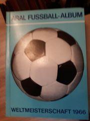 Fussballalbum WM 1966