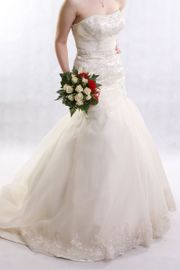 Brautkleid 36-38 Gr