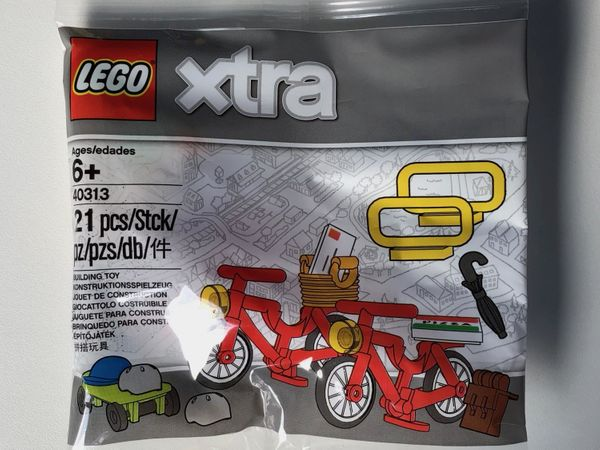 LEGO® 40313 City xtra Zubehör -