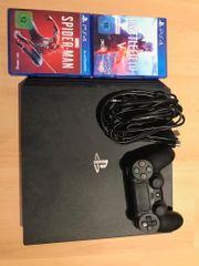 PS4 Spielkonsole