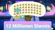 Animal crossing 12 Millionen Sternis