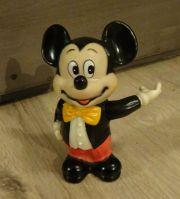 Alte Micky Maus Mouse Spardose