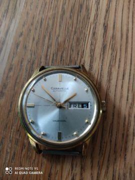Uhren - Caravelle Armbanduhr