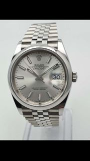 Rolex Datejust 36mm Jubilee Full