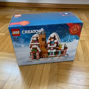 LEGO Holiday Events - Mini Lebkuchenhaus