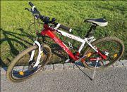 Mountainbike Fahrrad Miles 26 Zoll