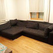 Couch Sofa mit Bettfunktion zu