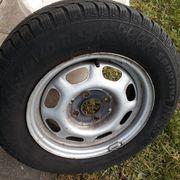 Winterräder VW 175 70 13