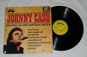LP Johnny Cash - Seine 20