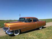 OLDTIMER Cadillac Baujahr 1954 als
